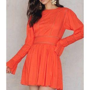 Price drop! Clementine Free People Boho Dress Sz 0